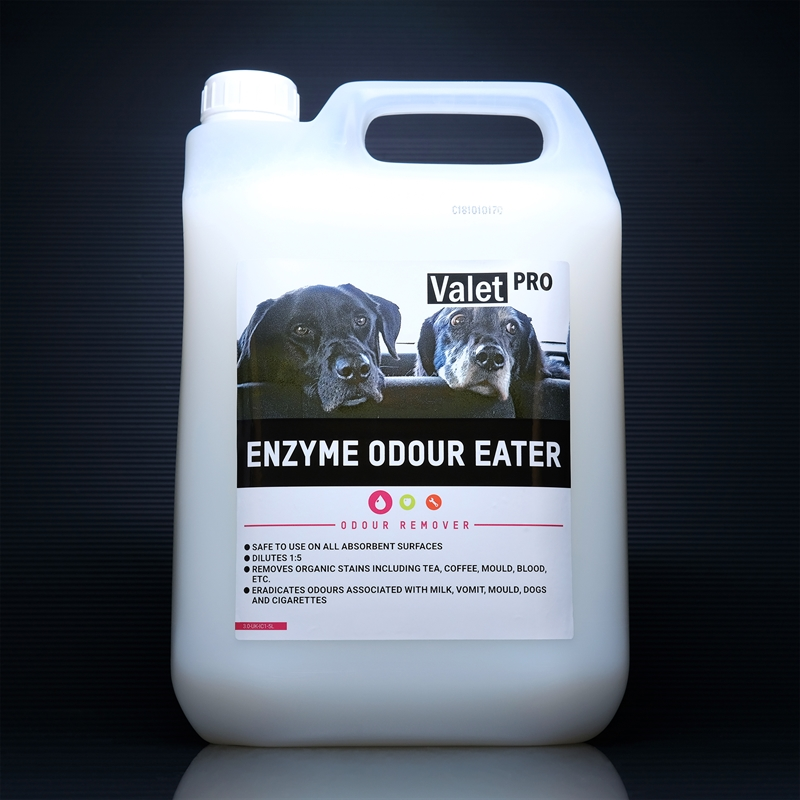 Enzyme odour Eater 5L front label